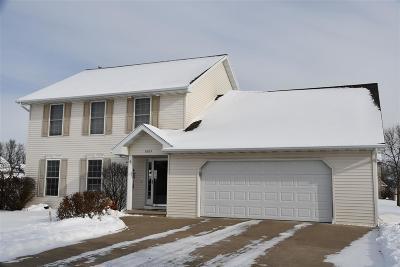De Pere Single Family Home Active-Offer No Bump: 1609 Silhouette