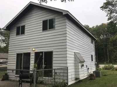 Marinette Single Family Home Active-No Offer: N5898 Hwy 180