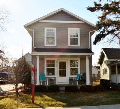 Oshkosh Single Family Home Active-No Offer: 855 Frederick