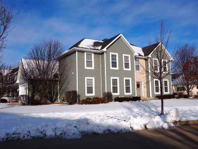 Appleton Single Family Home Active-No Offer: 5019 N Haymeadow