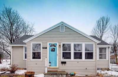 Appleton Single Family Home Active-No Offer: 1627 N Helen