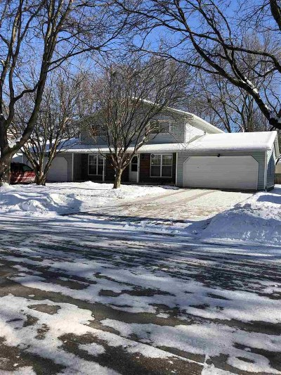 Green Bay Multi Family Home Active-Offer No Bump: 516 Kelly Jo