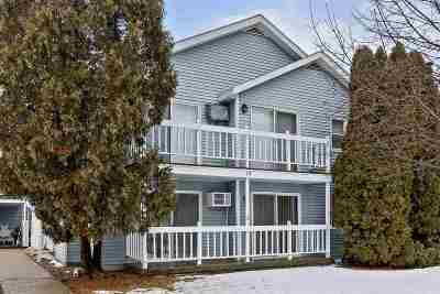 Neenah Condo/Townhouse Active-Offer No Bump: 315 Harrison #8