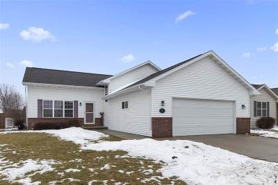 Neenah Single Family Home Active-Offer No Bump: 151 Olde School