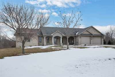 Brown County Single Family Home Active-No Offer: 2878 Woodhaven