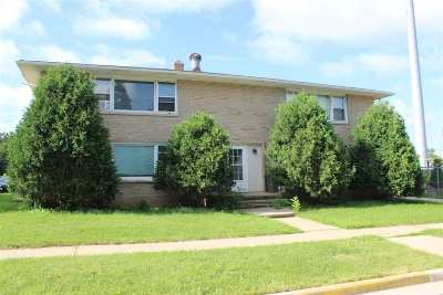 Appleton Multi Family Home Active-No Offer: 1521 W Kamps