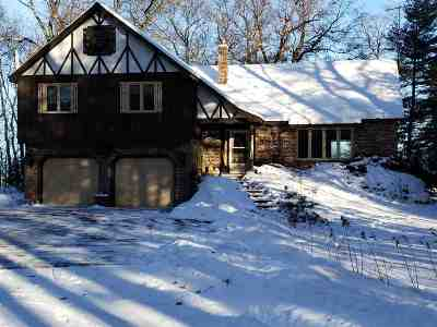 Marinette Single Family Home Active-Offer No Bump: N846 Pond