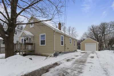Menasha Single Family Home Active-Offer No Bump: 363 Oak