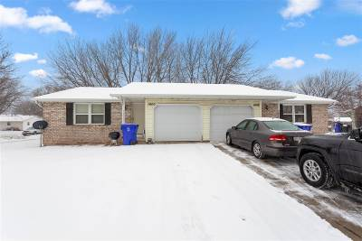 Appleton Multi Family Home Active-Offer No Bump: 1600 E Moon Beam