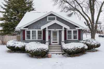Oshkosh Single Family Home Active-Offer No Bump: 1020 E Irving