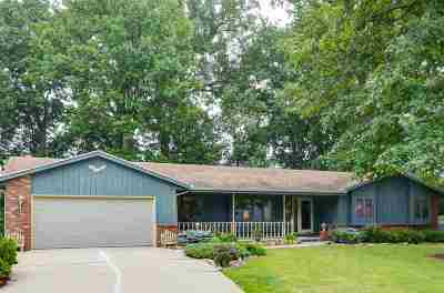 Neenah Single Family Home Active-Offer No Bump: 1845 Eagle
