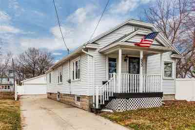 Neenah Single Family Home Active-No Offer: 633 Elm