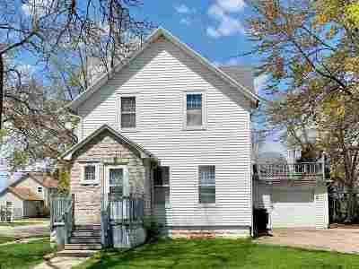 Menasha Multi Family Home Active-No Offer: 700 1st