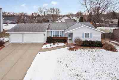 Green Bay Single Family Home Active-Offer No Bump: 2137 Mayme
