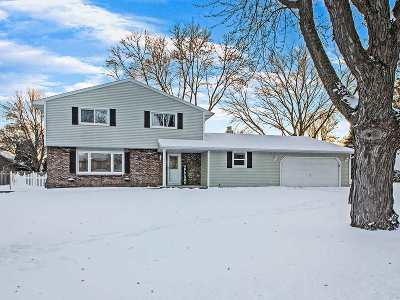 Green Bay Single Family Home Active-Offer No Bump: 518 Ridgeview