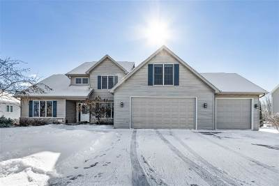 Appleton Single Family Home Active-Offer No Bump: 4009 E Appleseed