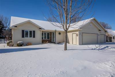 Appleton Single Family Home Active-Offer No Bump: 2101 S Matthias