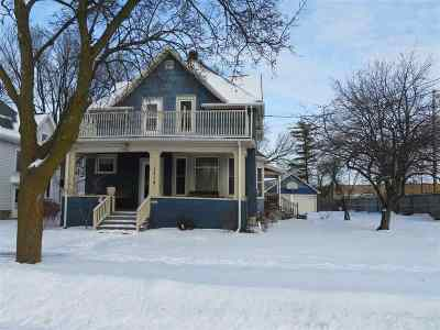 Appleton Single Family Home Active-Offer No Bump: 1314 N Superior