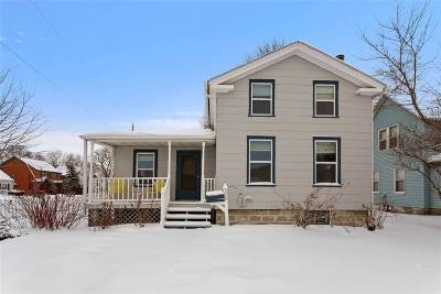 Appleton Single Family Home Active-No Offer: 820 N Meade