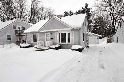 Green Bay Single Family Home Active-Offer No Bump: 1135 Wirtz