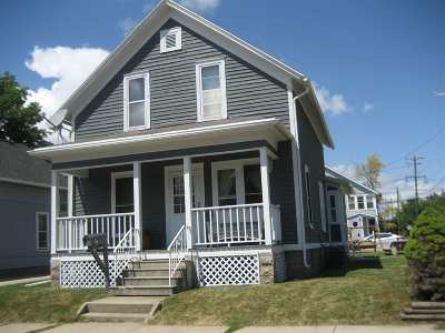 Oshkosh Single Family Home Active-No Offer: 1302 Lamar