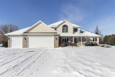 Appleton Single Family Home Active-Offer No Bump: 4724 Dogwood