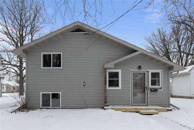 Menasha Single Family Home Active-Offer No Bump: 308 Grandview