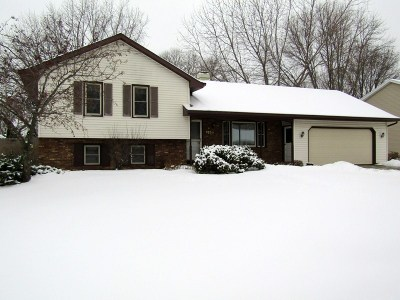 Menasha Single Family Home Active-Offer No Bump: 1258 Harold