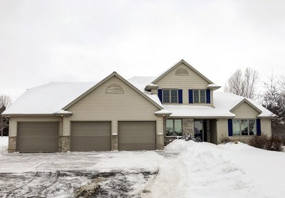 Green Bay Single Family Home Active-Offer No Bump: 3587 Wheatfield