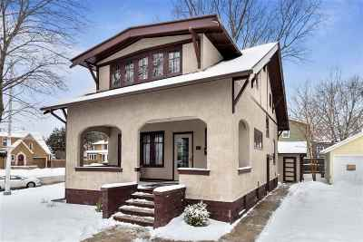 Appleton Single Family Home Active-No Offer: 821 S Memorial