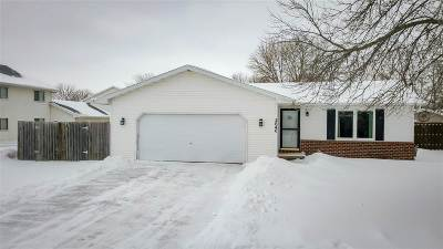 Oshkosh Single Family Home Active-Offer No Bump: 2640 Hamilton