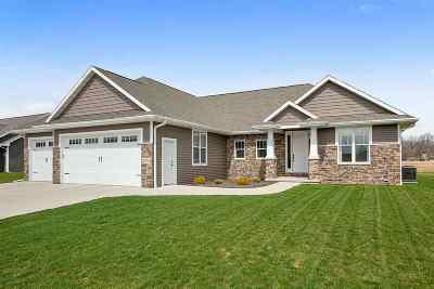 De Pere Single Family Home Active-No Offer: 2272 Gringotts