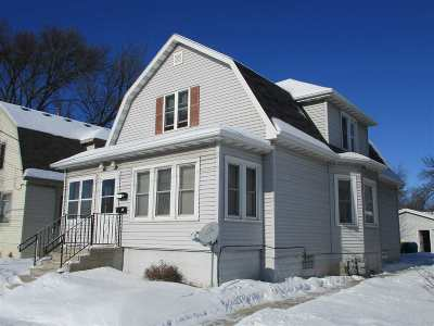 Green Bay Multi Family Home Active-No Offer: 1249 University