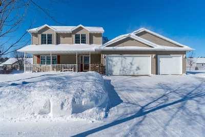 Neenah Single Family Home Active-Offer No Bump: 1717 Pendleton