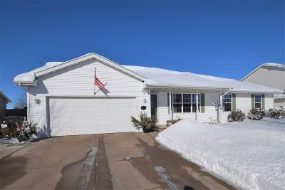 Appleton Single Family Home Active-Offer No Bump: W5432 Trailwood