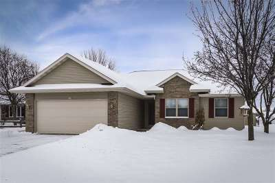 Oshkosh Single Family Home Active-Offer No Bump-Show: 3135 W 9th