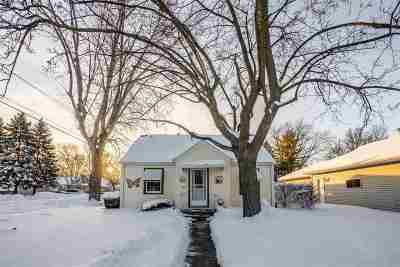 Oshkosh Single Family Home Active-Offer No Bump: 1857 Hubbard