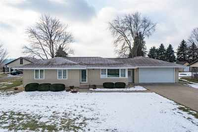 Appleton Single Family Home Active-Offer No Bump: 4521 W Capitol