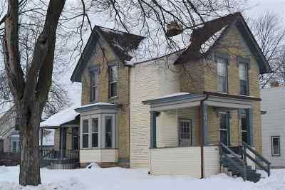 Appleton Multi Family Home Active-Offer No Bump: 403 N Bennett