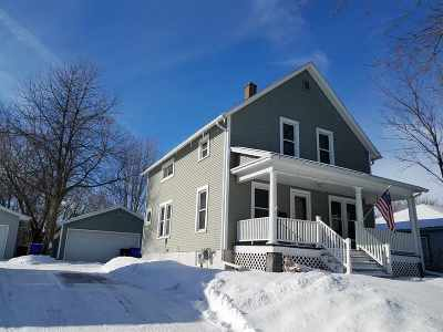 Appleton Single Family Home Active-No Offer: 713 S Mason