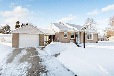 Green Bay Single Family Home Active-Offer No Bump: 809 Thrush