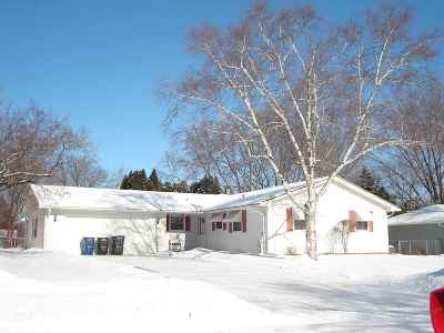 Green Bay Single Family Home Active-Offer No Bump: 163 Vande Hei