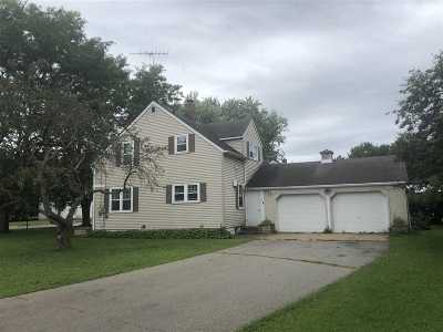 Single Family Home Active-No Offer: 201 W Main