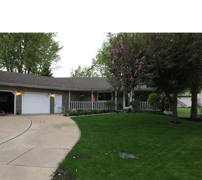 Green Bay Single Family Home Active-No Offer: 996 Square