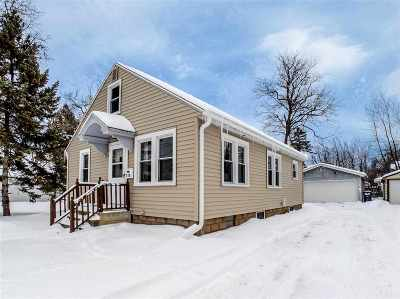 Neenah Single Family Home Active-Offer No Bump: 719 Division
