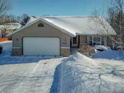Appleton Single Family Home Active-Offer No Bump: 1800 S Derks