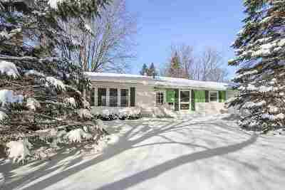 Green Bay Single Family Home Active-Offer No Bump: 1836 Neal