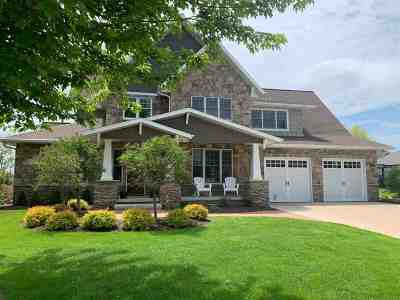 Menasha Single Family Home Active-No Offer: 2480 Whistling Swan