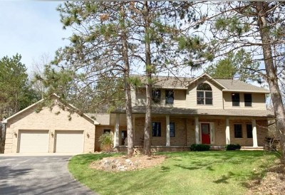 Oconto County Single Family Home Active-No Offer: 895 Wildrose