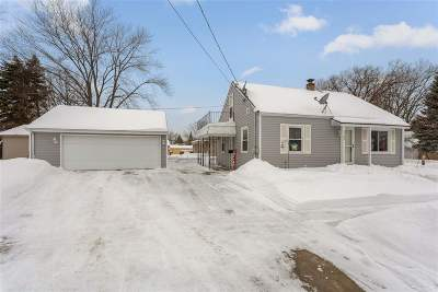 Appleton Single Family Home Active-Offer No Bump: 2103 S Jefferson